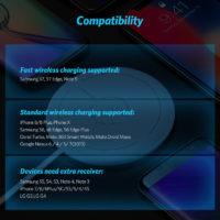 Подборка беспроводных зарядок для Samsung и iPhone на Алиэкспресс - место 6 - фото 3