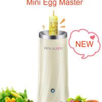 Вертикальная омлетница-яичница для приготовления яиц-роллов на палочке Rollie Eggmaster