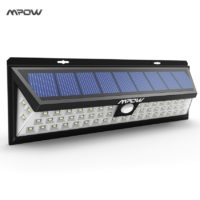 Уличные светильники на солнечных батареях с Алиэкспресс - место 10 - фото 1