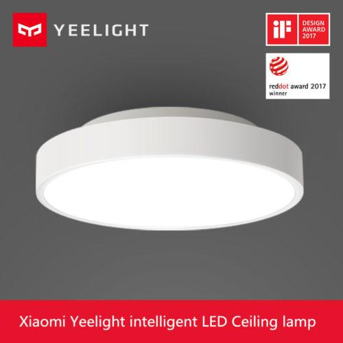 Умный потолочный светодиодный светильник Xiaomi Yeelight LED Ceiling Lamp