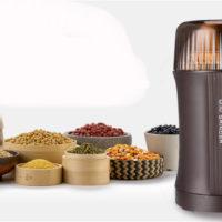 Eworld электрическая домашняя мельница для трав, зерна, кофе, специй
