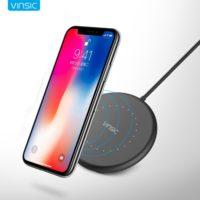 Подборка беспроводных зарядок для Samsung и iPhone на Алиэкспресс - место 7 - фото 1