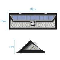Уличные светильники на солнечных батареях с Алиэкспресс - место 10 - фото 2
