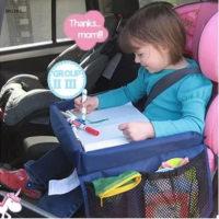 Детский дорожный столик-органайзер в автомобиль