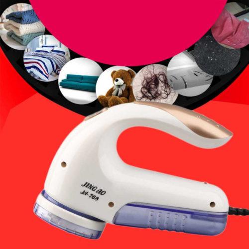 Электрическая машинка для удаления катышков с одежды