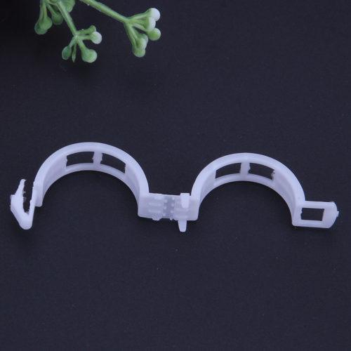 Пластиковые фиксаторы зажимы для растений 50 шт./100 шт.