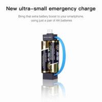VOXLINK Зарядное устройство micro USB, работающее от батареек АА