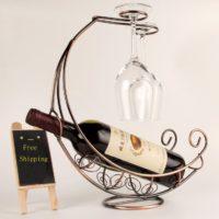 Держатели и подставки для бутылок вина на Алиэкспресс - место 5 - фото 2