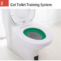 Лоток для приучения кошек к унитазу