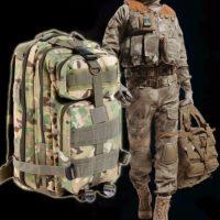 Подборка рюкзаков для путешествий на Алиэкспресс - место 7 - фото 12