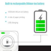 Портативный беспроводной Bluetooth принтер Paperang P1