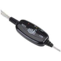 USB-MIDI кабель