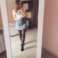 Топ 20 самых популярных женских юбок на Алиэкспресс - место 20 - фото 2