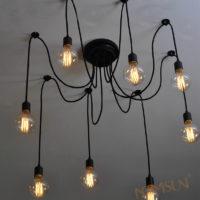 Оригинальные подвесные (потолочные) светильники на Алиэкспресс - место 6 - фото 2