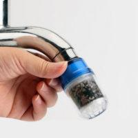 Фильтр для воды на основе активированного угля