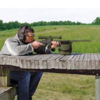 Мешок-упор для стрельбы