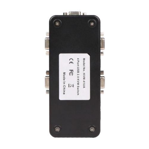 KVM-переключатель на 4 порта