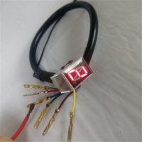Цифровой индикатор переключения передач