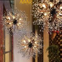 Оригинальные подвесные (потолочные) светильники на Алиэкспресс - место 2 - фото 2