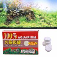 Таблетки СО2 (диоксид карбона) для аквариумных растений