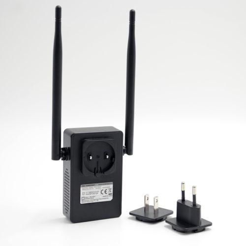 Comfast 150/300/750 Мбит/с Двухдиапазонный беспроводной усилитель-репитер-ретранслятор WiFi сигнала