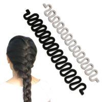 Приспособление для плетения кос