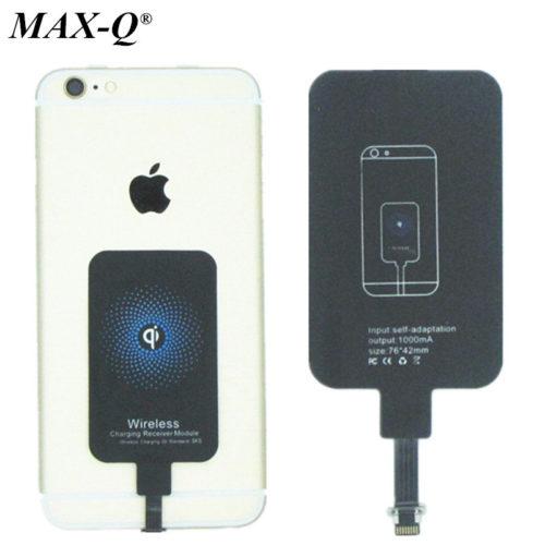QI Универсальный адаптер для беспроводной зарядки