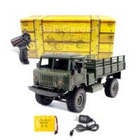 Wpl b-24 gaz-66 грузовик-внедорожник на дистанционном радиоуправлении