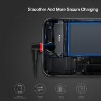 Floveme угловой L-образный кабель для зарядки айфонов (iPhone)
