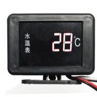 Датчик температуры охлаждающей жидкости с дисплеем