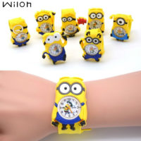 Детские наручные часы Миньоны