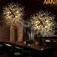Оригинальные подвесные (потолочные) светильники на Алиэкспресс - место 2 - фото 3