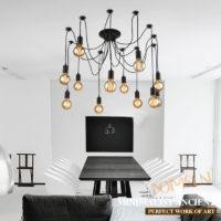 Оригинальные подвесные (потолочные) светильники на Алиэкспресс - место 6 - фото 4