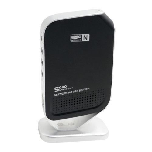 Принт-сервер для совместного использования принтера с нескольких компьютеров