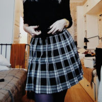 Топ 20 самых популярных женских юбок на Алиэкспресс - место 14 - фото 6