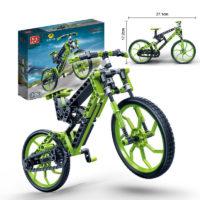 Лего конструктор велосипед
