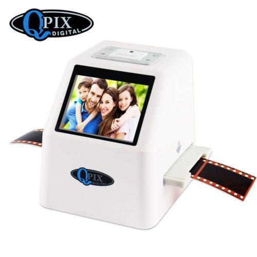 Пленочный слайд-сканер фотопленки QPIX DIGITAL FS610
