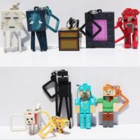 Подборка товаров на тему Minecraft на Алиэкспресс - место 4 - фото 6