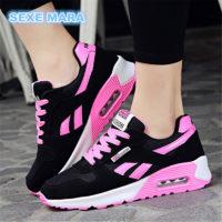 Женские спортивные дышащие кроссовки на на воздушной подушке для бега и прогулок 35-40 размеры