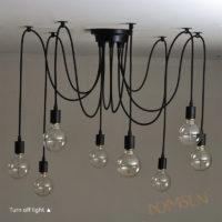Оригинальные подвесные (потолочные) светильники на Алиэкспресс - место 6 - фото 3