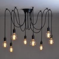 Оригинальные подвесные (потолочные) светильники на Алиэкспресс - место 6 - фото 1