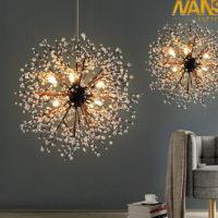 Оригинальные подвесные (потолочные) светильники на Алиэкспресс - место 2 - фото 1