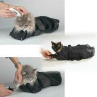 Сумка-фиксатор для кошек и мелких пород собак