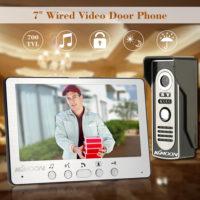 Топ 10 самых популярных видеодомофонов на Алиэкспресс - место 1 - фото 1