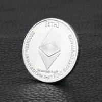 Сувенирная монета ETH (Etherium)