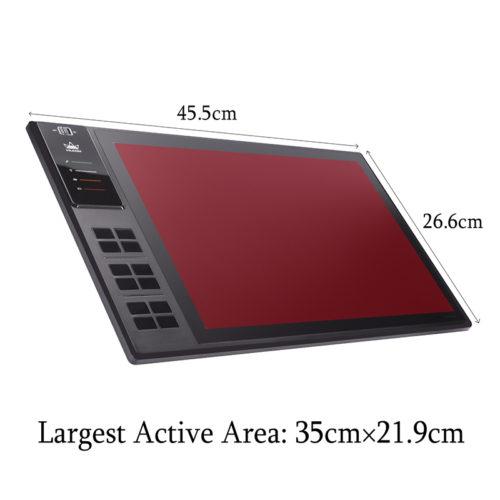 Huion GIANO WH1409 графический планшет 14″