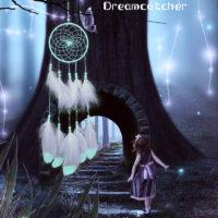 Светящийся в темноте ловец снов