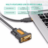 Ugreen Переходник USB – Com-port (RS232)
