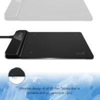 Топ 12 самых популярных графических планшетов для рисования на Алиэкспресс - место 2 - фото 4