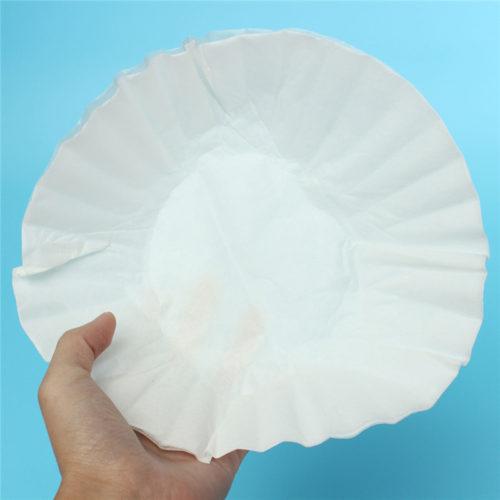 Бумажные фильтры для заваривания кофе 50 шт.
